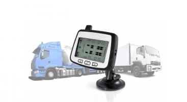 Датчики давления в шинах для грузового транспорта