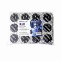 Латки камерные (круглые) Ф32,200 шт. пакет