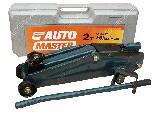 Домкрат подкатной 2 т AutoMaster