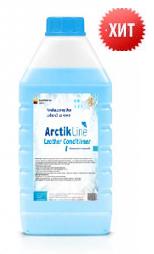 """Кондиционер для очистки изделий из кожи""""Arctic Line Leather Conditioner""""1л."""