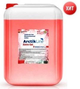 Автошампунь для бесконтактной мойки Arctic line Extra Gel 20 кг.