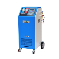 Установка для заправки кондиционеров GrunBaum  AC3000